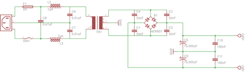 Randy Slone Figure 6.21 PSU Schematic