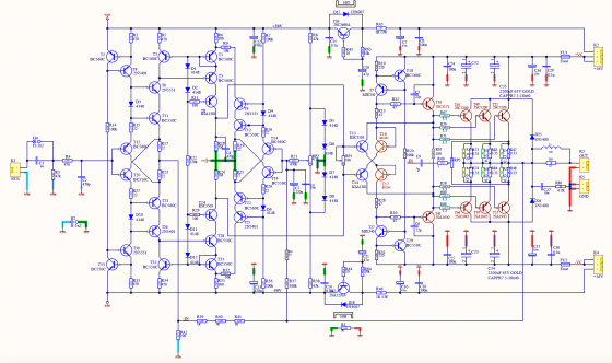 Apex A40 Schematic